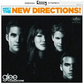 Glee Beetles Promo Art -- exclusive EW.com image